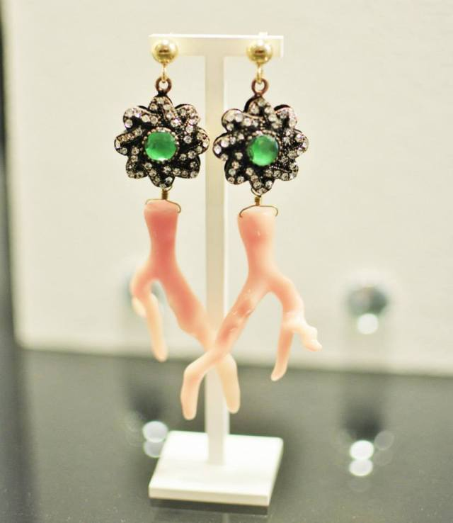 Magical earrings
