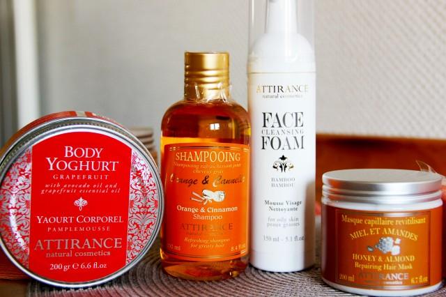 Attirance Cosmetics Bergère Inrock