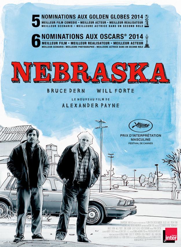 Nebraska affiche film