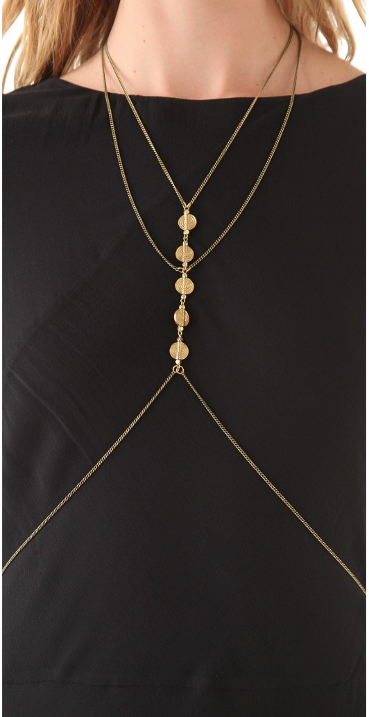 Body chain obsession | The World of Bergère
