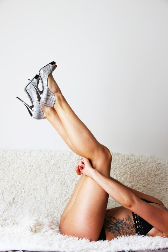 High heels | The World of Bergère