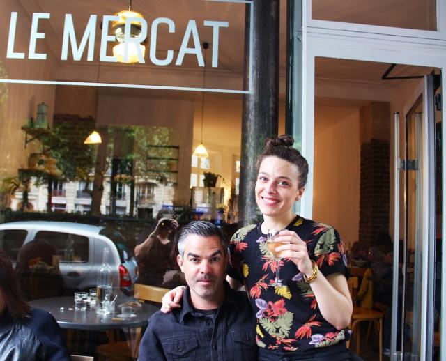 Le Mercat | The World of Bergère