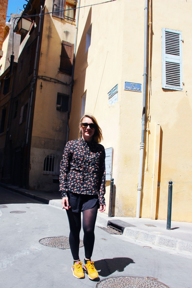 In the streets of Aix | The World of Bergère