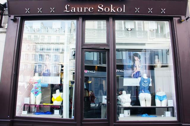 Laure Sokol   The World of Bergère